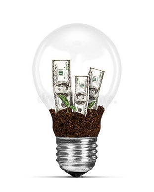 light-bulb-growing-dollar-bills-one-hund