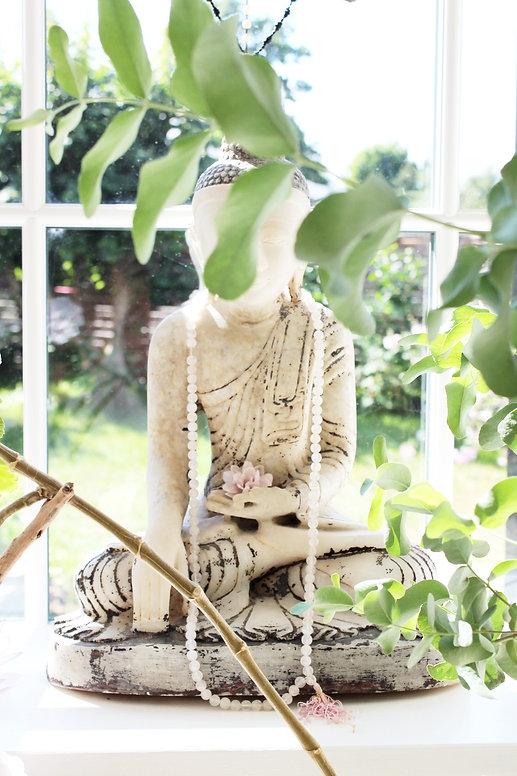 buddha tro vejledning bøn bønner bolig indretning rum feng shui gilleleje