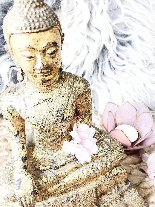 buddha tro budskaber clairvoyance healing rum indretning bolig