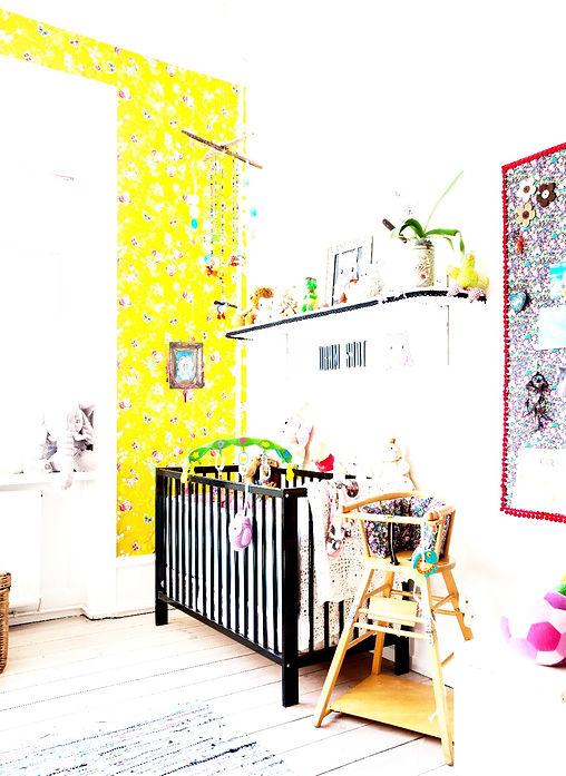 feng shui børn børneværelse indretning himmelvåger uro mobile drømmefanger dreamcatcher