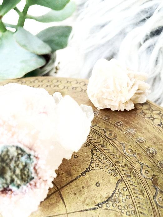 clairvoyance healing krystal krystaller rum bolig æstetik
