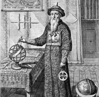 May 2 The Polymath Priest who studied the Plague
