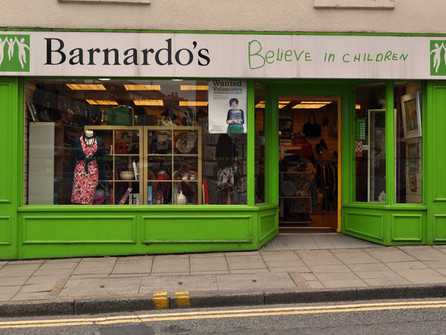 May 26 Barnardo's