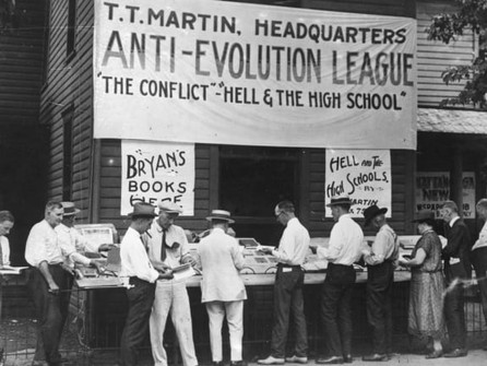 May 5 Teaching Evolution and the Scopes Trial