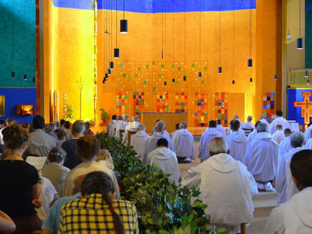 Aug 23 The Violent death of Brother Roger of Taizé