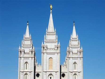 Apr 6 Salt Lake Temple