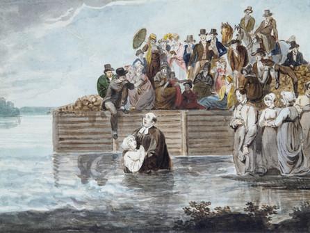 Jan 17 - Baptising Children?
