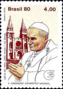 July 9 Brazil, a Papal stampede and Dom Helder Camara