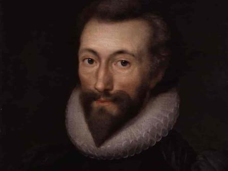 Mar 31 John Donne : Pre-eminent Metaphysical Poet