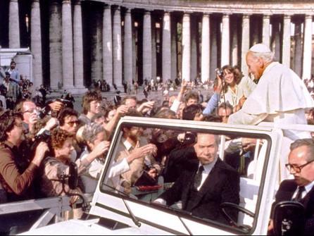May 13 The Shooting of John Paul II