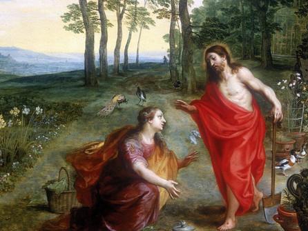July 22 Mary Magdalene