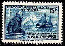 Aug 4 Dr Grenfell in Labrador & the Seafarers Mission