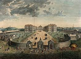 Mar 29 The Foundling Hospital in London