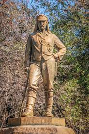 May 1 The Death of David Livingstone