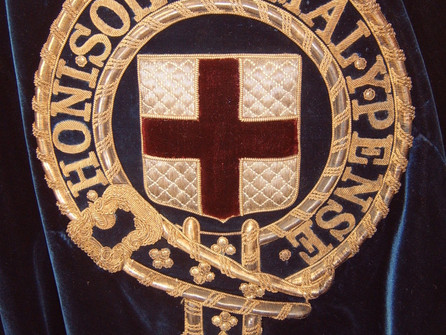 Apr 23 St George, Windsor and the Order of the Garter