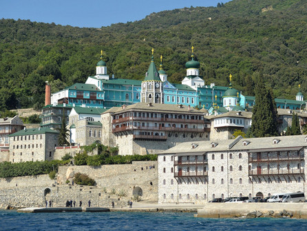July 31 Tsarist Troops storm Mount Athos