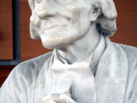 May 8 Jean Vianney rebuilding souls in the ashes of Revolution