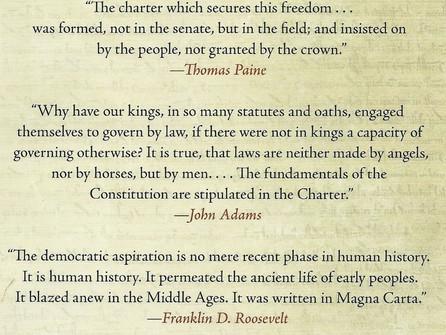 Mar 24 Papal Inderdicts and Magna Carta
