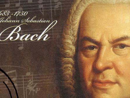 July 30 Johann Sebastian Bach