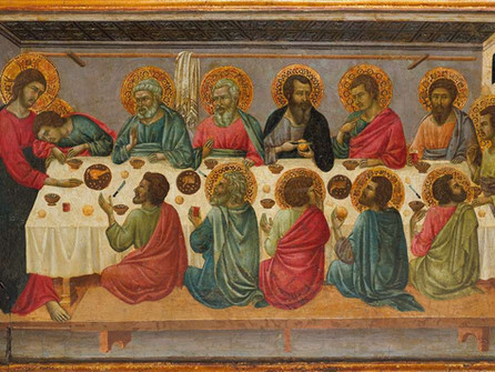 Apr 1 - The Last Supper