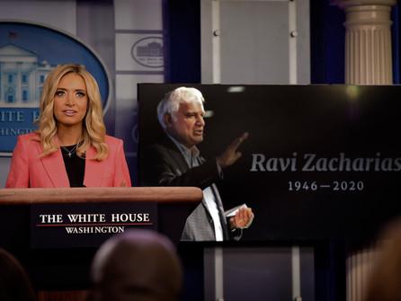 Mar 26 The mixed legacy of Ravi Zacharias