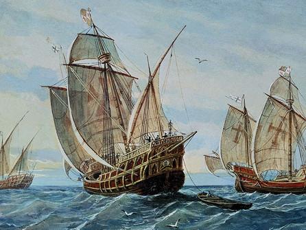 Aug 3 Christopher Columbus