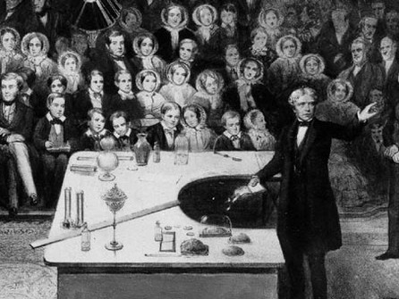 Aug 29 Faraday discovers Electricity