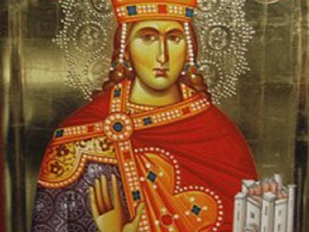 July 4 Pulcheria and the Theotokos