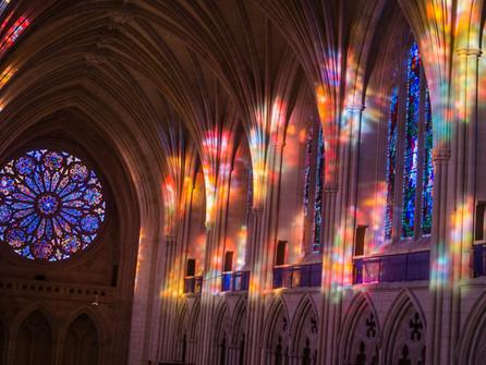 Jan 6 - Building of Washington National Cathedral