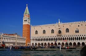 July 14 St Marks Tower collapses in Venice