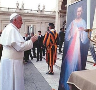 Apr 30 Divine Mercy and the Polish Mystic