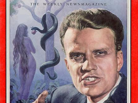 June 24 The last 'crusade' of Billy Graham