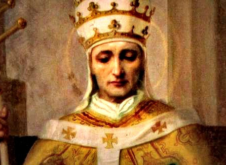 Sep 29 Pope Leo the great and Atilla the Hun