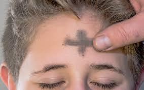 Feb 17 Ash Wednesday