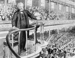 Mar 18 Charles Spurgeon 'Prince amongst preachers'