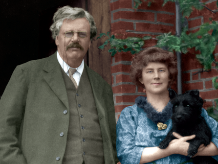 May 29 G.K.Chesterton's quest for orthodoxy