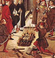 Feb 7 The Bonfire of the Vanities