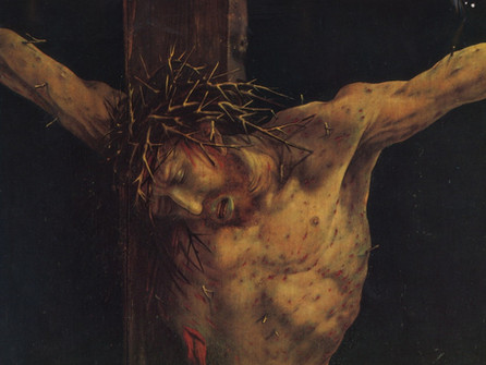 Aug 31 - Grunewald, Artist of the Crucifixion