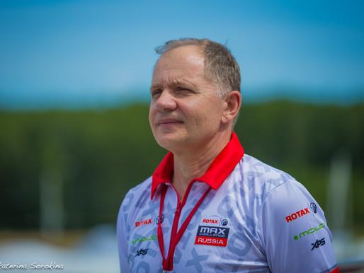 Владимир Андрийчук: У меня два сердца - картинг и авиация.