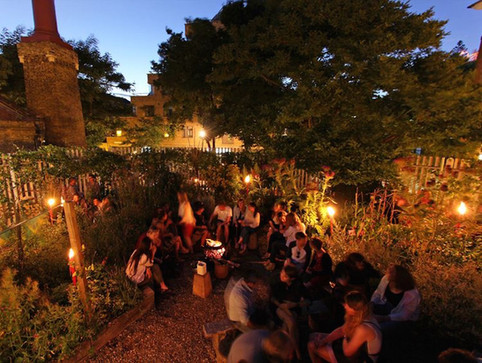 garden and people at night.jpg