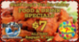 Surf Dog's Sports Grill Birthday Coupon