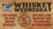 Surf Dog's Whiskey Wednesday