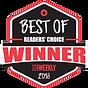 Surf Dog's Best Wings Award