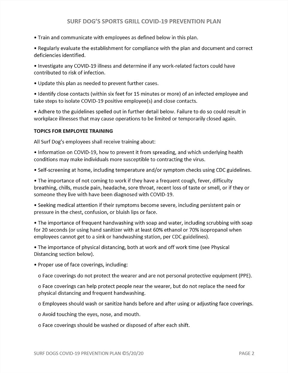 SDSG COVID-19 PREVENTION PLAN PAGE 2.jpg