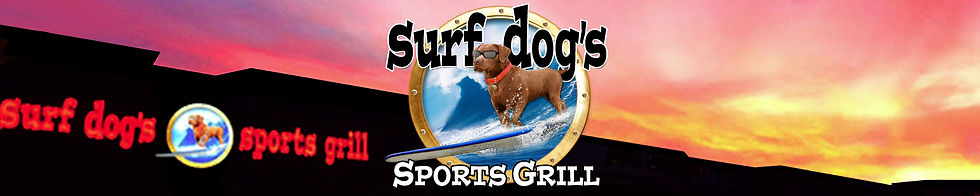 Surf Dog's Sports Grill Huntington Beach