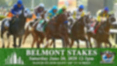 Belmont Stakes 2020 at Surf Dog's Sports