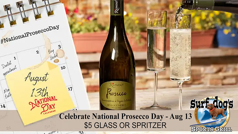 National PROSECCO Day Aug 13.jpg