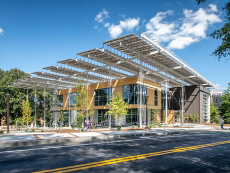 The 'Secret' Ingredient in the World's 'Greenest' Buildings? FSC-Certified Wood