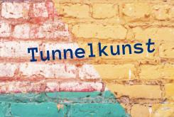 De planning van Tunnelkunst