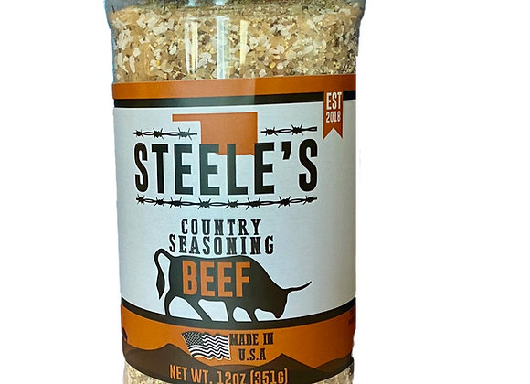 Seasoning BEEF